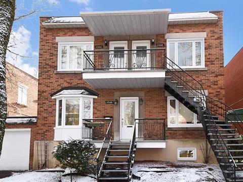 Triplex for sale in Montréal (Rosemont/La Petite-Patrie), Montréal (Island), 3560 - 3564, Rue  Aylwin, 26687733 - Centris.ca