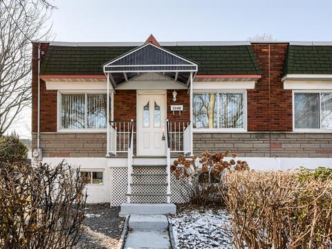 House for sale in Mercier/Hochelaga-Maisonneuve (Montréal), Montréal (Island), 2280, Rue  Desmarteau, 11355522 - Centris.ca