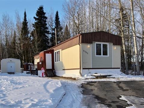 Mobile home for sale in Baie-Comeau, Côte-Nord, 3157, Rue  Marie-Victorin, 18690665 - Centris.ca