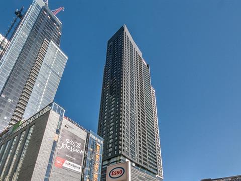 Condo / Apartment for rent in Montréal (Ville-Marie), Montréal (Island), 1288, Avenue des Canadiens-de-Montréal, apt. 2508, 9307547 - Centris.ca