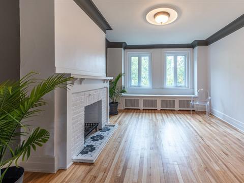 Condo / Appartement à louer à Côte-des-Neiges/Notre-Dame-de-Grâce (Montréal), Montréal (Île), 4312, Avenue  Madison, 19278752 - Centris.ca