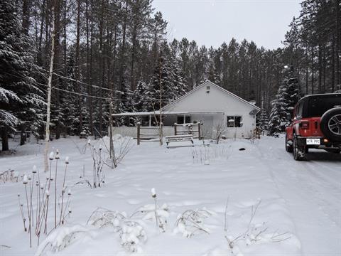 Maison à vendre à Chute-Saint-Philippe, Laurentides, 419, Chemin du Progrès, 20581194 - Centris.ca