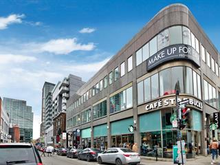 Local commercial à louer à Montréal (Ville-Marie), Montréal (Île), 1260, Rue  Crescent, local 201, 10401722 - Centris.ca