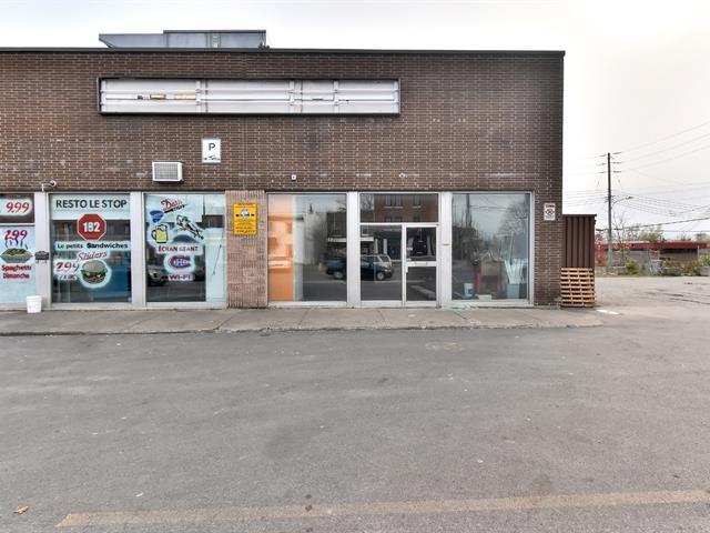 Commercial unit for rent in Montréal (Lachine), Montréal (Island), 184, Rue  Saint-Jacques, 17394935 - Centris.ca