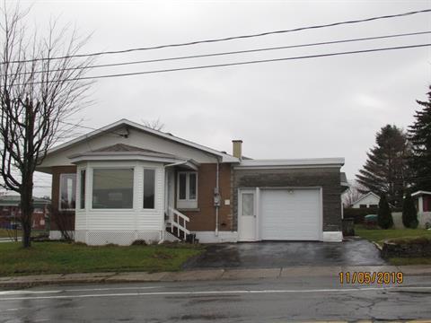 Maison à vendre à Thetford Mines, Chaudière-Appalaches, 658, Rue  Labbé, 21593799 - Centris.ca