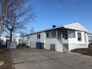 Mobile home for sale in Sept-Îles, Côte-Nord, 54, Rue des Bruyères, 27158298 - Centris.ca