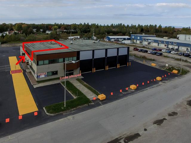 Industrial unit for rent in Saguenay (Jonquière), Saguenay/Lac-Saint-Jean, 2390, Rue  Bauman, suite 2E ÉTAGE, 19666180 - Centris.ca