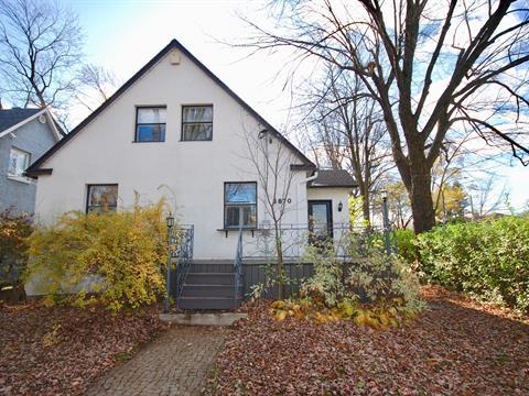 Maison à vendre à Rosemont/La Petite-Patrie (Montréal), Montréal (Île), 5870, Avenue des Plaines, 13565888 - Centris.ca