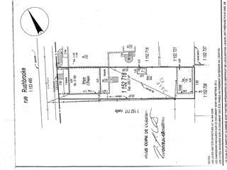 Terrain à vendre à Montréal (Verdun/Île-des-Soeurs), Montréal (Île), 3150, Rue de Rushbrooke, 27960194 - Centris.ca