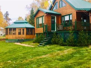 Cottage for sale in Saint-Ludger-de-Milot, Saguenay/Lac-Saint-Jean, 341, Chemin du Lac-Saint-Ludger, 26984329 - Centris.ca