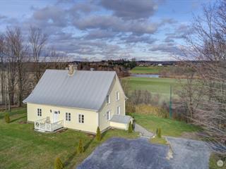 Maison à vendre à Sainte-Marie, Chaudière-Appalaches, 1600, Rang  Saint-Étienne Nord, 22210017 - Centris.ca