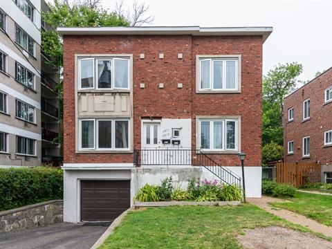 Duplex à vendre à Côte-des-Neiges/Notre-Dame-de-Grâce (Montréal), Montréal (Île), 4975A - 4977, Avenue  Mariette, 17496781 - Centris.ca