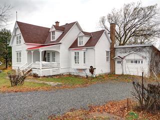 House for sale in L'Islet, Chaudière-Appalaches, 487, Chemin des Pionniers Est, 25575857 - Centris.ca