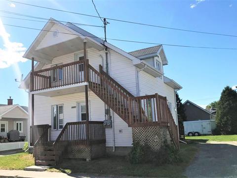 Duplex for sale in Normandin, Saguenay/Lac-Saint-Jean, 1052 - 1054, Avenue de l'Église, 25612213 - Centris.ca