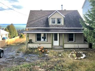 House for sale in La Malbaie, Capitale-Nationale, 345, Côte  Bellevue, 24618016 - Centris.ca