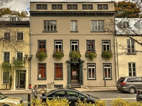 Condo / Appartement à louer à Québec (La Cité-Limoilou), Capitale-Nationale, 65, Rue  D'Auteuil, app. 4, 11414544 - Centris.ca