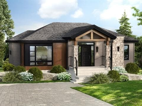 Maison à vendre à Val-Alain, Chaudière-Appalaches, Rue de la Station, 24783382 - Centris.ca