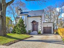 Maison à vendre à Mont-Royal, Montréal (Île), 605, Avenue  Walpole, 28957982 - Centris.ca
