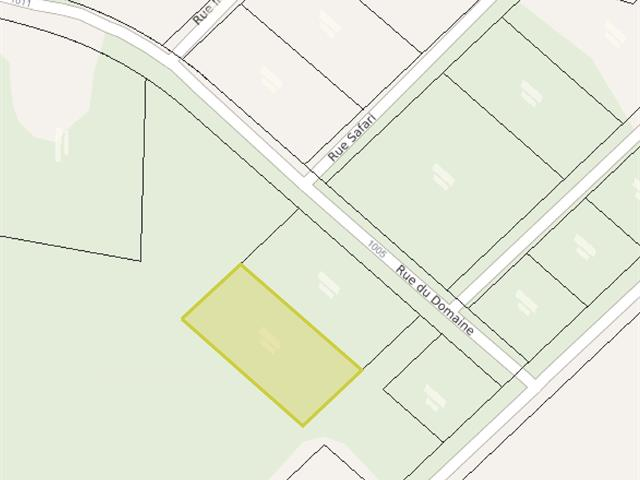 Lot for sale in Lyster, Centre-du-Québec, 103, Rue  Safari, 23010616 - Centris.ca