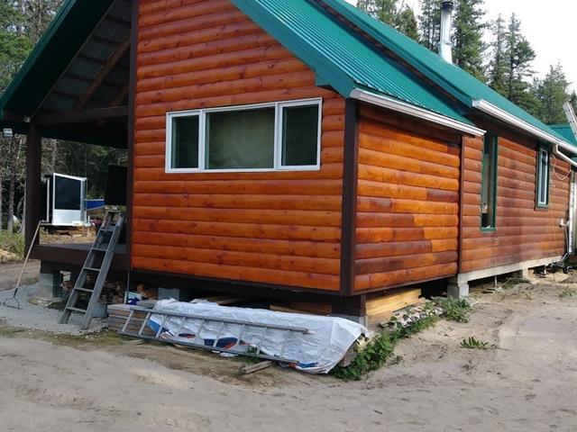 Chalet à vendre à Mont-Valin, Saguenay/Lac-Saint-Jean, 1, Réservoir  Pipmuacan, 16076778 - Centris.ca