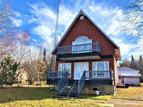 Cottage for sale in Eeyou Istchee Baie-James, Nord-du-Québec, 10, Chemin du Lac-Madeleine, 11659667 - Centris.ca