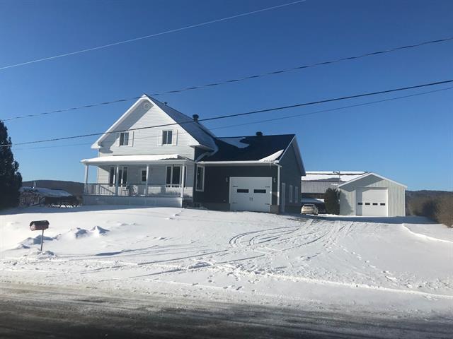 Farm for sale in Saint-Tite, Mauricie, 1271, Rang des Pointes, 22448294 - Centris.ca