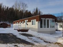 Mobile home for sale in Baie-Comeau, Côte-Nord, 19, Avenue  La Fontaine, 28143184 - Centris.ca