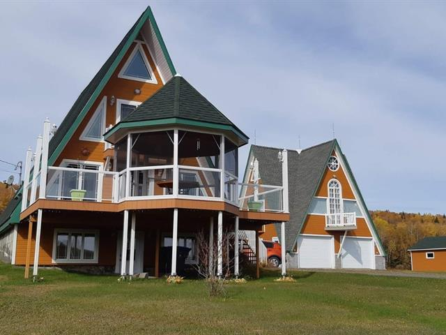 House for sale in Saint-Jean-de-la-Lande, Bas-Saint-Laurent, 148, Route du Lac-Baker, 17699563 - Centris.ca