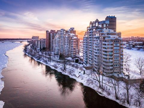 Condo / Appartement à louer à Laval (Pont-Viau), Laval, 600, Place  Juge-Desnoyers, app. 1206, 14683414 - Centris.ca