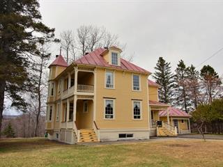Maison à vendre à Cascapédia/Saint-Jules, Gaspésie/Îles-de-la-Madeleine, 280, Route  299, 10458066 - Centris.ca