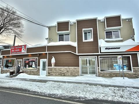 Commercial building for sale in Sainte-Marie-Madeleine, Montérégie, 605 - 625, Rang  Saint-Simon, 25465599 - Centris.ca