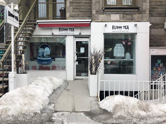 Commercial unit for rent in Montréal (Le Plateau-Mont-Royal), Montréal (Island), 3875, Rue  Saint-Denis, 23671175 - Centris.ca