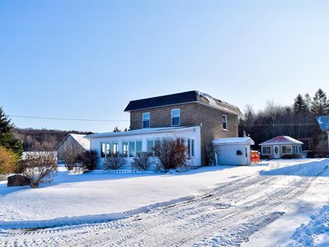 Fermette à vendre à Saint-Cléophas-de-Brandon, Lanaudière, 1210, Rue  Principale, 26884103 - Centris.ca