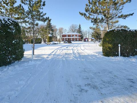Fermette à vendre à Ormstown, Montérégie, 2358Z, Route  138, 11430734 - Centris.ca
