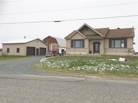 Hobby farm for sale in Sainte-Eulalie, Centre-du-Québec, 898Z, Rang des Ormes, 14982578 - Centris.ca