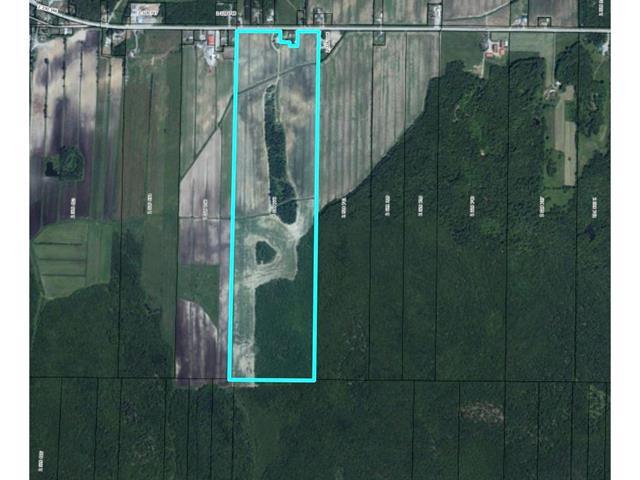 Terre à vendre à Acton Vale, Montérégie, Route  116, 14281000 - Centris.ca