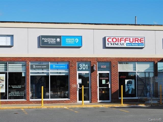 Commerce à vendre à Magog, Estrie, 305, Rue  Sherbrooke, 24558804 - Centris.ca