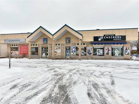 Bâtisse commerciale à vendre à Repentigny (Repentigny), Lanaudière, 494 - 494A, Rue  Notre-Dame, 12422024 - Centris.ca
