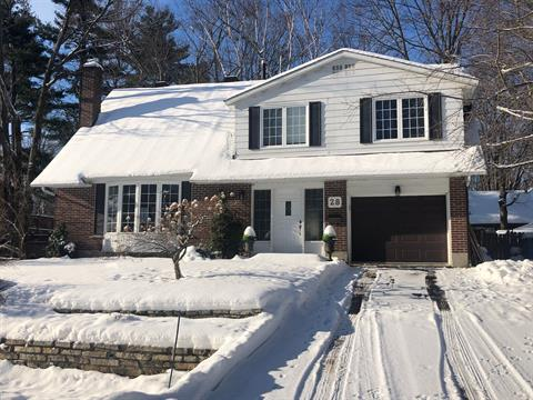 Maison à vendre à Lorraine, Laurentides, 28, Avenue de Génicourt, 26180557 - Centris.ca