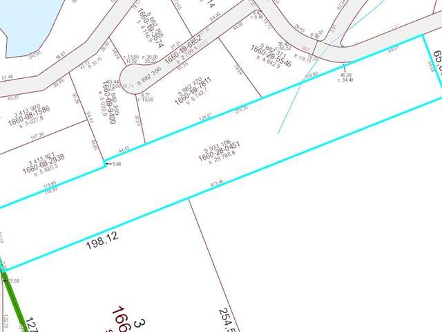 Terrain à vendre à Lac-au-Saumon, Bas-Saint-Laurent, Rang des Acadiens, 28654343 - Centris.ca