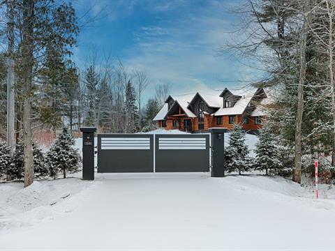 Maison à vendre à Magog, Estrie, 1840, Chemin  Fortin, 15774361 - Centris.ca