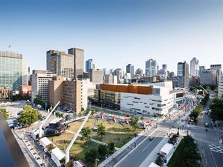 Condo à vendre à Montréal (Ville-Marie), Montréal (Île), 1, boulevard  De Maisonneuve Ouest, app. 501, 25400285 - Centris.ca
