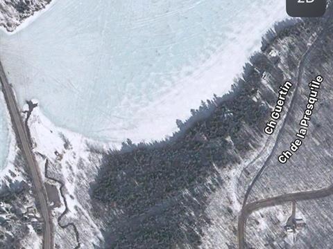Terrain à vendre à Val-des-Monts, Outaouais, 1192B, Route  Principale, 12987389 - Centris.ca