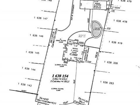 Lot for sale in Laval (Chomedey), Laval, 3323B, boulevard  Lévesque Ouest, 24077312 - Centris.ca