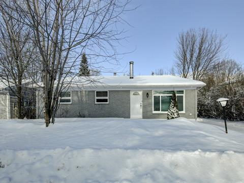 House for sale in Québec (Charlesbourg), Capitale-Nationale, 4391, Rue des Éperviers, 13299137 - Centris.ca