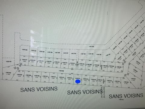 Lot for sale in Lévis (Les Chutes-de-la-Chaudière-Est), Chaudière-Appalaches, 30, Rue de l'Oiselet, 22913165 - Centris.ca