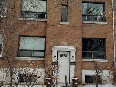 Duplex for sale in Montréal (Côte-des-Neiges/Notre-Dame-de-Grâce), Montréal (Island), 5075 - 5077, Avenue  Walkley, 16943217 - Centris.ca