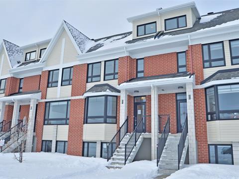Maison en copropriété à vendre à Québec (Beauport), Capitale-Nationale, 3321, Rue  Lucien-Godbout, 22788246 - Centris.ca