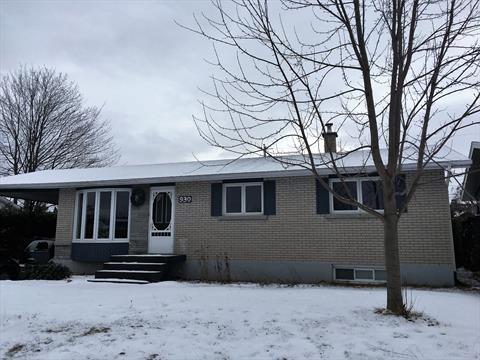 House for sale in Sherbrooke (Fleurimont), Estrie, 930, Rue  Deschaillons, 22644124 - Centris.ca