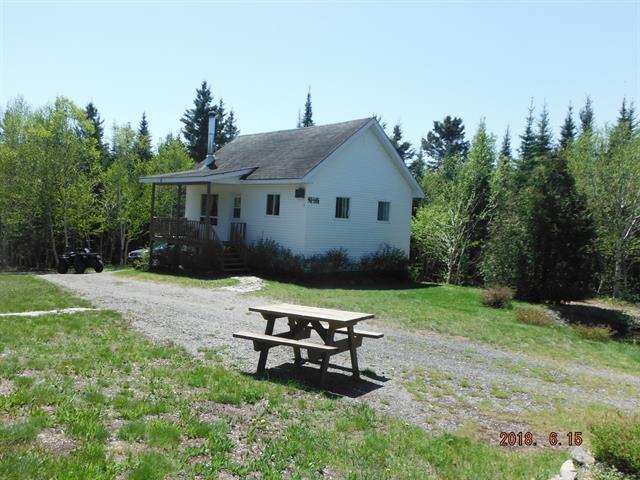 Cottage for sale in Saint-Adelme, Bas-Saint-Laurent, 1, 4e Rang Ouest, 10270454 - Centris.ca